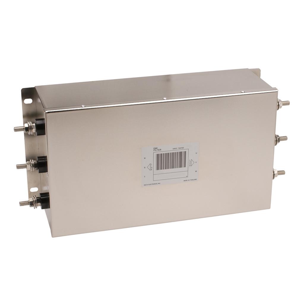 20A 230 VAC panel mount 1-phase EMI Filter 20DRT1W3S EMI input filter
