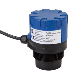 Flowline Reflective Ultrasonic Level Sensors (Non-contact)